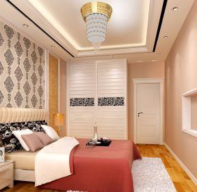 现代欧式风格卧室欧式衣柜装修-每日推荐