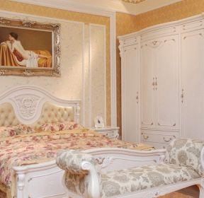 现代欧式混搭风格卧室欧式衣柜 -每日推荐