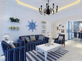 地中海风格装修效果图片 墙面装饰装修效果图片