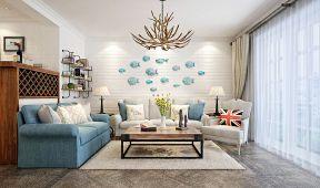 现代地中海风格 墙面装饰装修效果图片