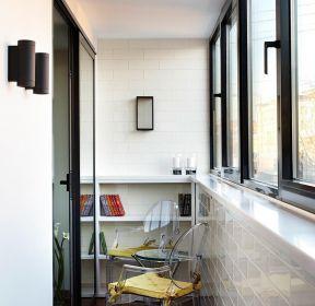 阳台白色瓷砖贴图欣赏-每日推荐