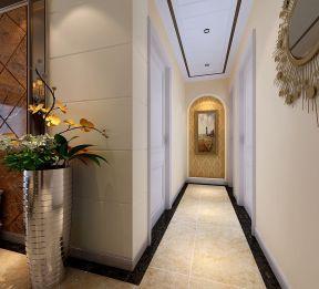 欧式走廊 现代简约欧式风格