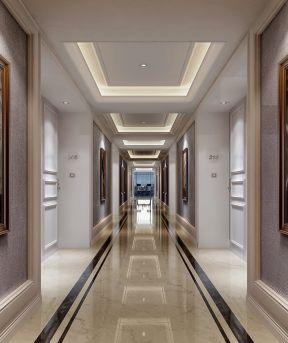欧式走廊 现代欧式风格设计