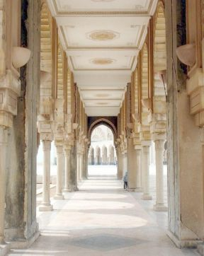 欧式走廊 现代欧式风格