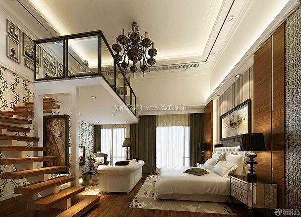一室一厅复式装修 一室一厅装修设计_小户型装修设计图片