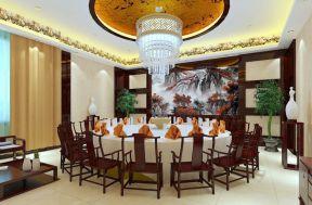 中式餐桌 中式風格家居設計