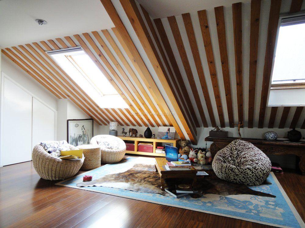 50平米小户型带阁楼卧室装修图片大全