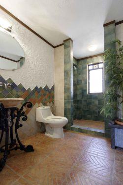 农村别墅卧室地板砖装修效果图大全2015图片
