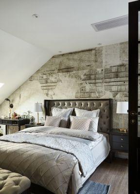 欧式主卧 室内设计与装修