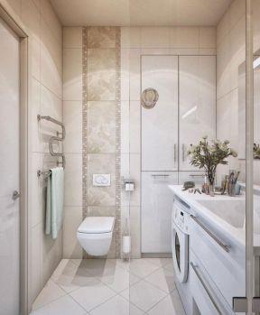 2020房屋装修设计效果图卫生间图片