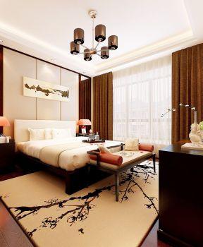 女生卧室创意家居设计 简约中式别墅效果图