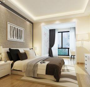 2020女生卧室创意家居设计卧室阳台装修效果图-每日推荐