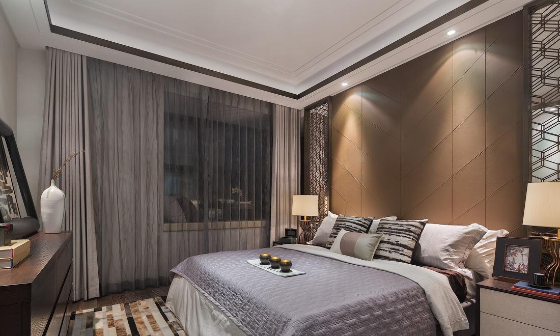 长方形卧室装修效果图-长方形的卧室怎么布置/长方形客厅装修效果图/5图片