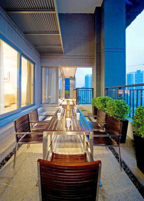 客厅阳台装修图库 家庭休闲区装修效果图片