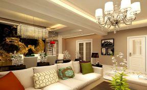 客餐廳吊頂 時尚簡約客廳燈