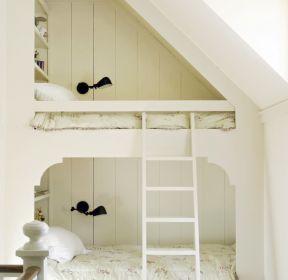 高低床臥室裝修圖片-每日推薦
