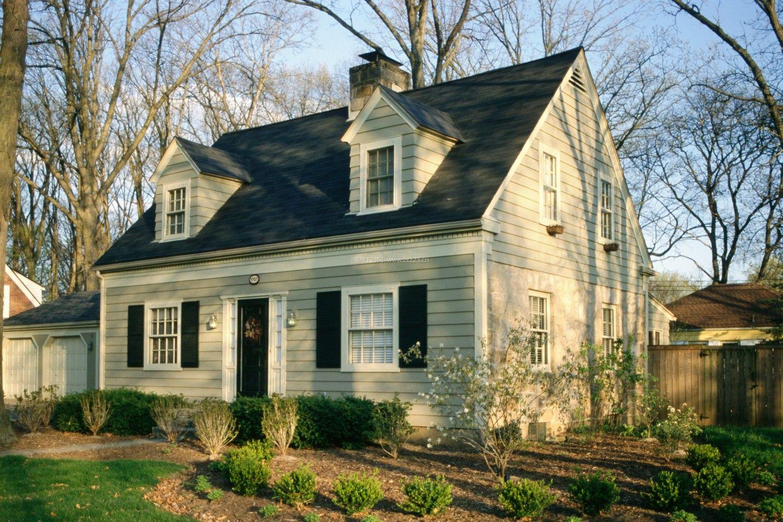 现代风格别墅外观装修图片效果图图片
