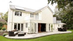 美式图片乡村效果外观设计别墅别墅图牌坊风格图片