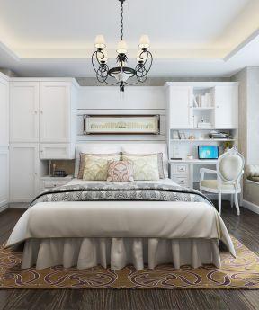 小房间卧室布置 组合柜效果图