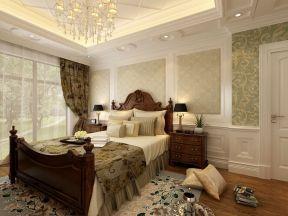 美式臥室背景墻 美式臥室背景墻裝飾