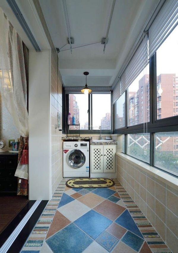 老房阳台装修效果图哪种好看?