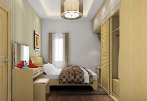 家居卧室装潢 简约卧室设计