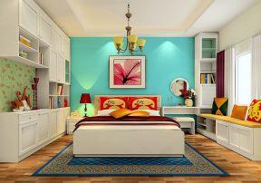 家居卧室装潢 时尚卧室设计