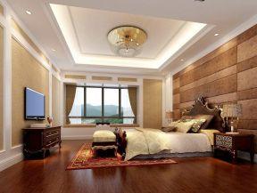 家居臥室裝潢 大臥室背景墻