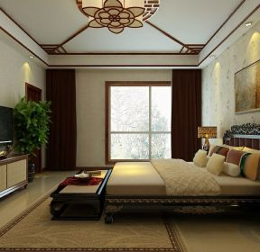東南亞家居臥室裝潢-每日推薦