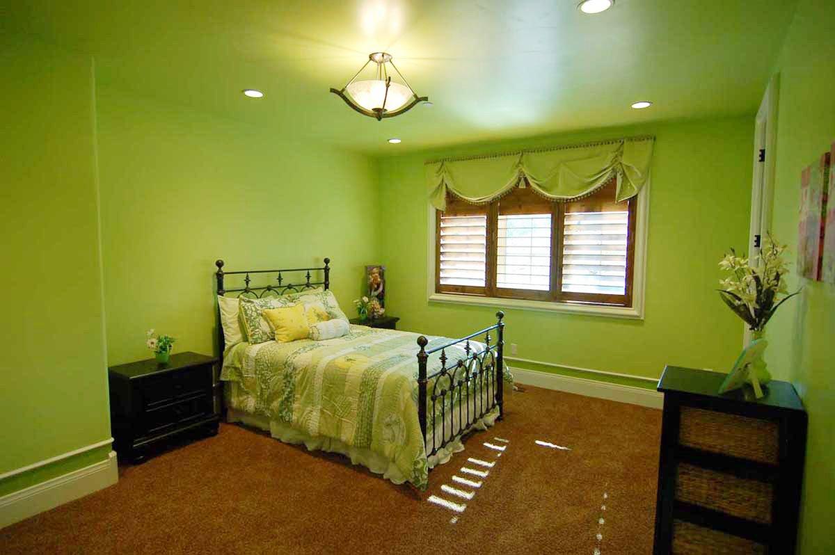 小清新卧室布置装修效果图片