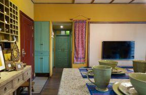 一室一廳小戶型 室內門圖片