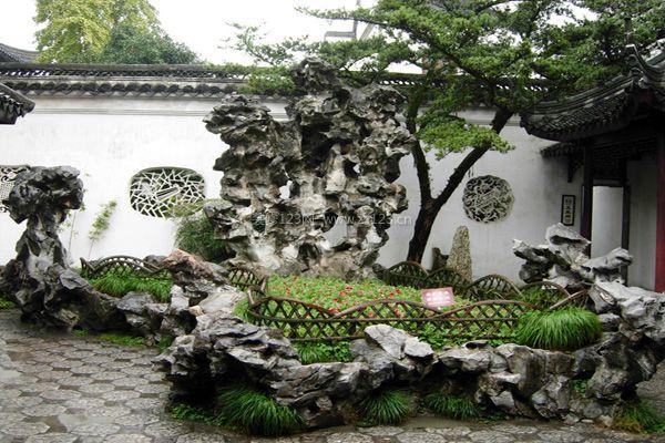 西郊私家庭院设计打造a西郊别墅花园299别墅图片