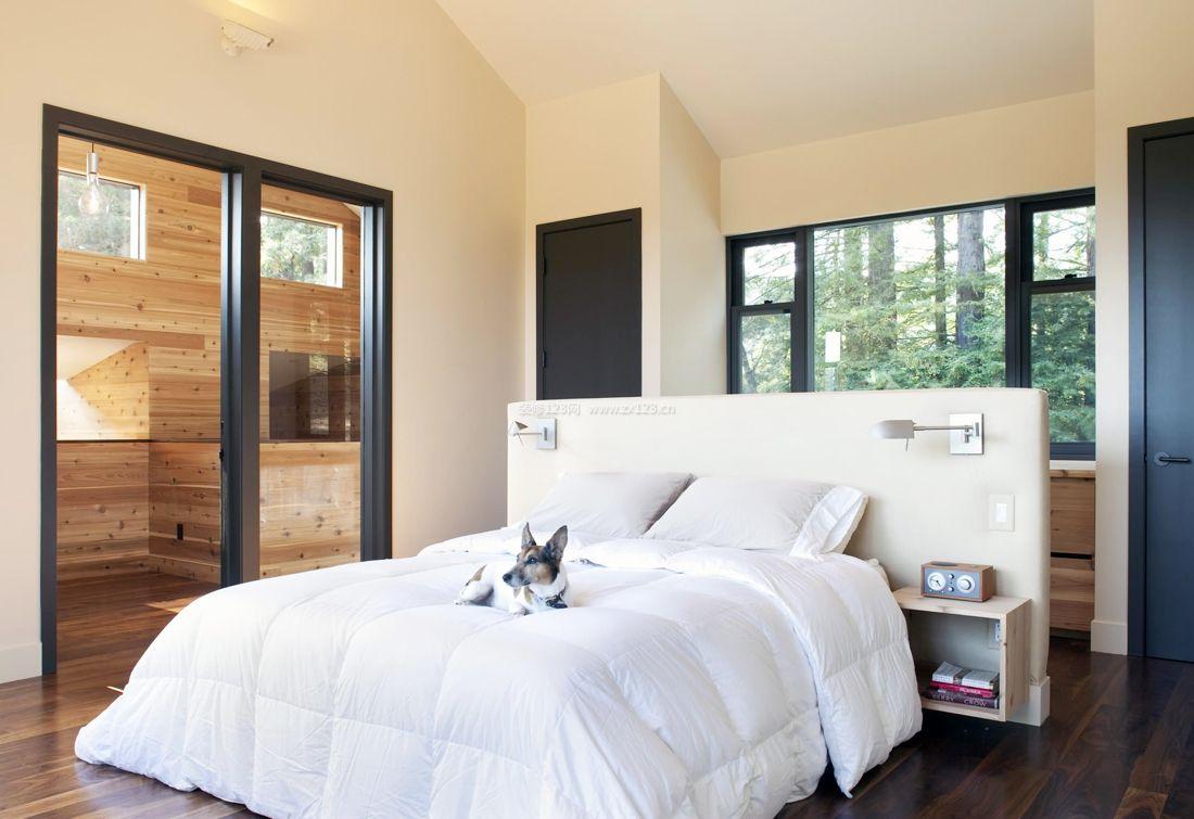 背景墙 房间 家居 酒店 设计 卧室 卧室装修 现代 装修 1100_755图片