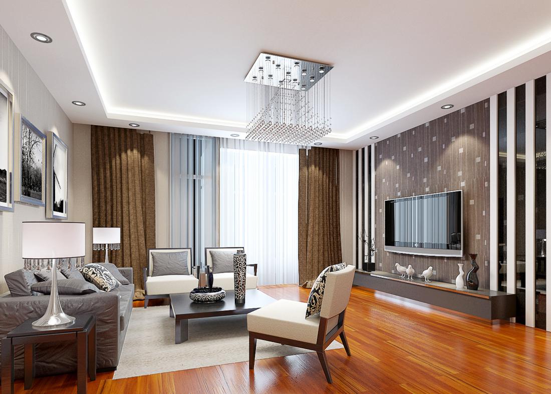 家居 起居室 设计 装修 1100_787