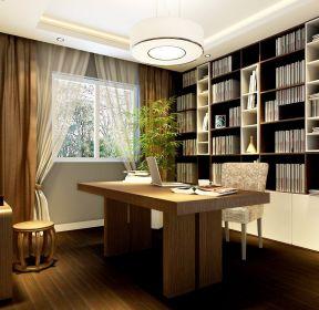 書房書桌設計圖-每日推薦