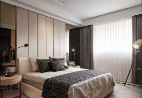 小臥室裝潢 床頭背景墻效果圖