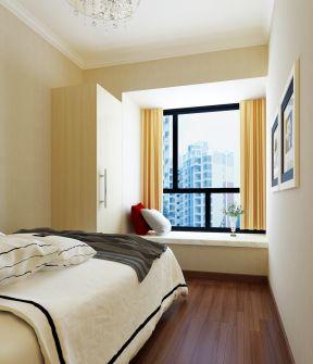 小卧室飘窗装修装潢效果图