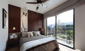 小戶型中式 臥室設計圖片大全