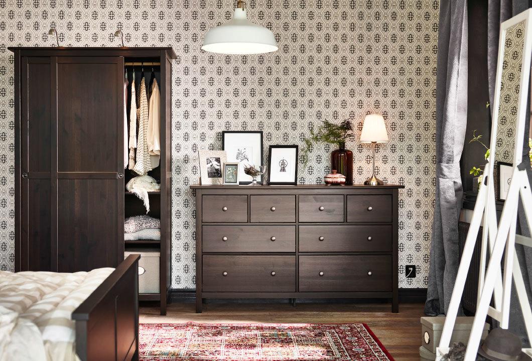 房屋主卧室衣柜设计图片2017