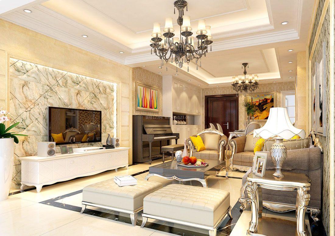 家居 起居室 设计 装修 1100_778