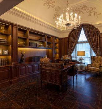 欧式别墅设计说明 打造华丽浪漫家居