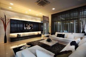 美式客廳 客廳設計圖