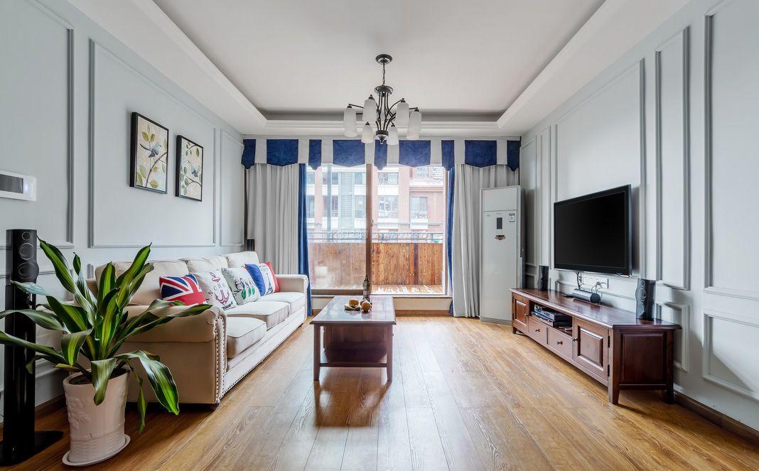 最新小户型客厅沙发设计摆放图
