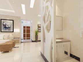 走廊客廳吊頂 客廳簡單吊頂效果圖