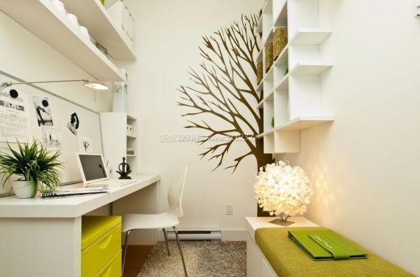 多功能书房设计说明 现代多功能书房装修