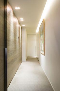 极简风格走廊过道装修效果图图片