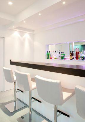 現代風格吧臺 吧椅裝修效果圖片