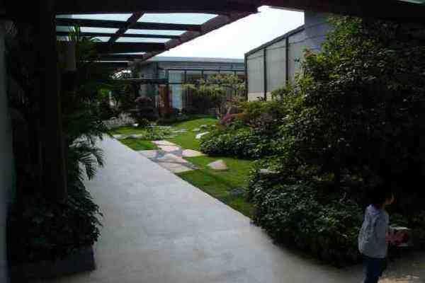 日式别墅庭院设计 必知庭院设计技巧
