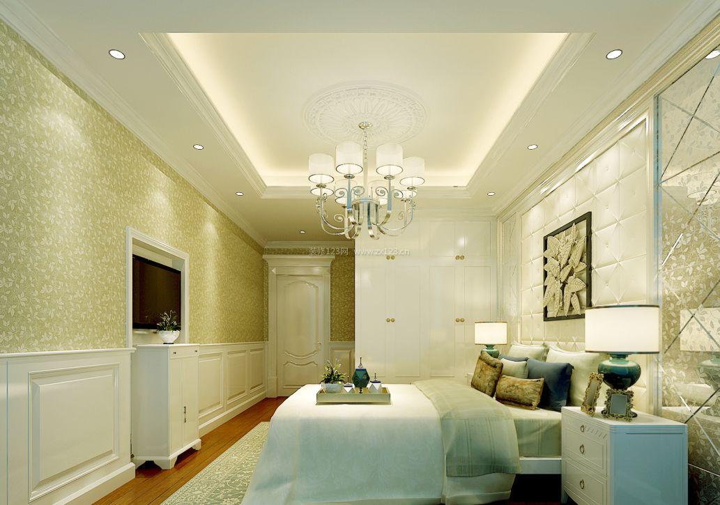 卧室电视墙设计效果图 图片合集