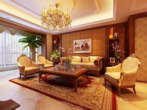 新古典客廳風格 高檔裝修